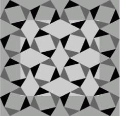 Elegant Arabesque Seamless Pattern Free AI File