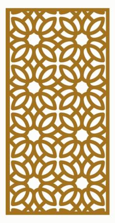 Wooden Pattern Cnc cutting-1 Free PDF File