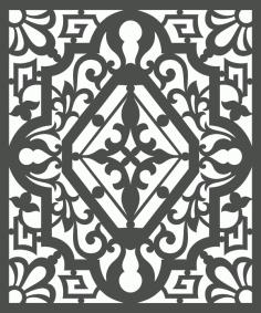 Wooden Pattern Cnc cutting-3 Free PDF File