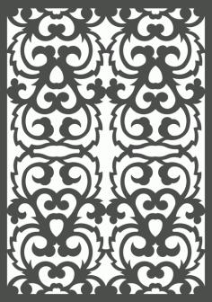 Wooden Pattern Cnc cutting-4 Free PDF File