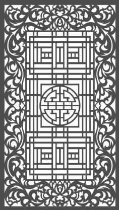 Wooden Pattern Cnc cutting-6 Free PDF File