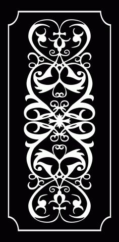 Wooden Pattern Cnc cutting-10 Free PDF File