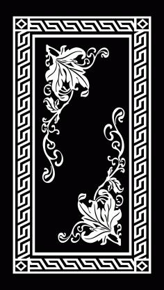 Wooden Pattern Cnc cutting-11 Free PDF File