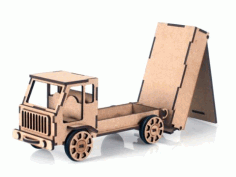 Truck Toy Model Free CDR Vectors Art