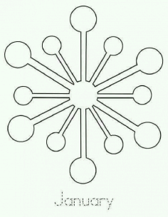 Paper Snowflakes Free Templates Free DXF File