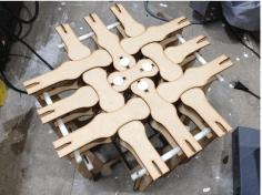 Laser Cut Chair Design Free PDF File