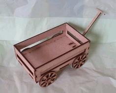 Cart Laser Cut Free PDF File
