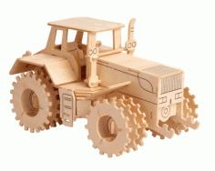 Tractor Laser Cut Cnc Plans Free PDF File