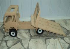 Truck Laser Cut Plans Free PDF File