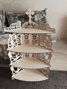 Laser Cut Wooden Organizer Free CDR Vectors Art