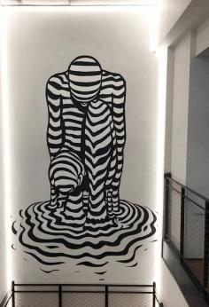 Laser Cut Lady Girl Woman Wall Decor Vector Free CDR Vectors Art