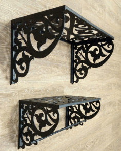 Shelf Drawings For Laser And Plasma Cutting Free DXF File