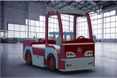 Layout Bed Mercedes Vehicle Free CDR Vectors Art
