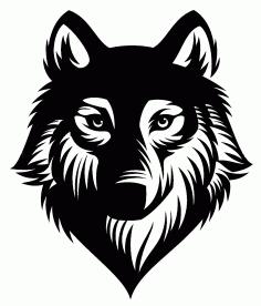 Wolf Stencil Free PDF File