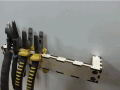 Layout For Tool Shelf Free CDR Vectors Art