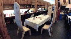 Laser Cut Beautiful Dining Table Model Free CDR Vectors Art