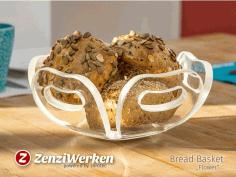 Bread Basket Flower Drawing Free PDF File