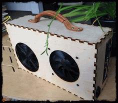 Speaker Box Cnc Laser Cutting Free PDF File