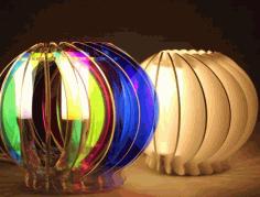 Lamp Drawing Format For Laser Cut Free CDR Vectors Art