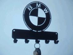 Bmw Wall Hanger Plasma Cnc Laser Cut Template Free CDR Vectors Art
