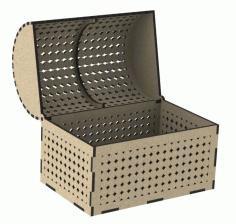 Designer Box For Laser Cut Free CDR Vectors Art