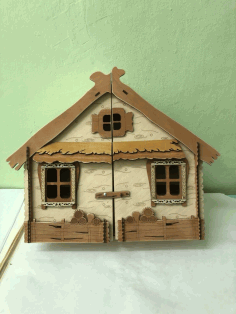 Housekeeper For Laser Cut Free DXF File