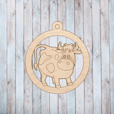 Laser Cut Layout For Toy Free CDR Vectors Art