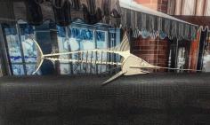 Laser Cut Rybamech – Fish 3d Puzzle Free CDR Vectors Art