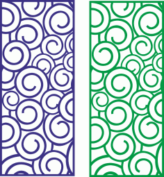 Abstract Circle Lines partition screen Free CDR Vectors Art