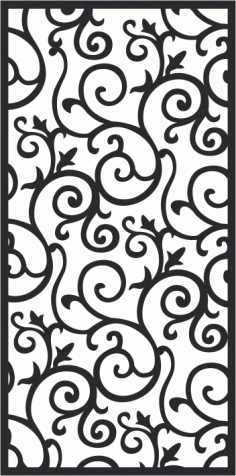 Decorative Screens Patterns Free CDR Vectors Art
