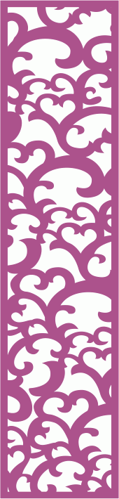 Laser Cut Vector Panel Seamless 182 Free CDR Vectors Art
