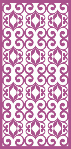 Abstract Decorative Screen Free CDR Vectors Art