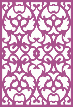 Floral Pattern Design Seamless Free CDR Vectors Art