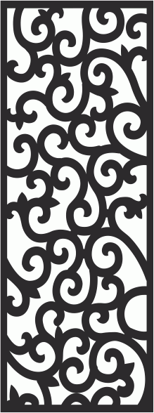 Wedding Screen Pattern Free CDR Vectors Art
