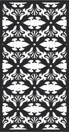 Seamless Black White Pattern Free CDR Vectors Art
