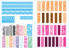 Screen Patterns Mega Collection Free CDR Vectors Art
