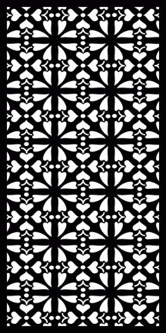 Vintage Seamless Pattern With Victorian Free CDR Vectors Art