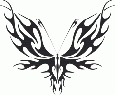 Butterfly Vector Art 031 Free CDR Vectors Art