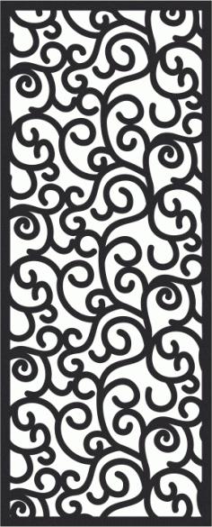 Jali Patterns Design Free CDR Vectors Art