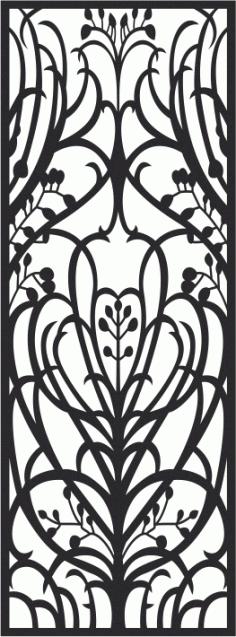 Decorative Screens Grille Designs Free CDR Vectors Art