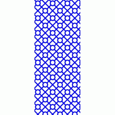 Cnc Panel Laser Cut Pattern File Cn m20 Free CDR Vectors Art