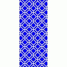 Cnc Panel Laser Cut Pattern File Cn m24 Free CDR Vectors Art