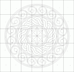 Mandala Ornaments 020816 Free CDR Vectors Art