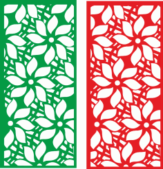 Flower partition Free CDR Vectors Art