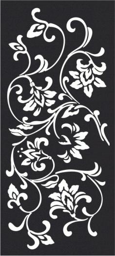 Ceiling Grille Detail Stencil Free CDR Vectors Art