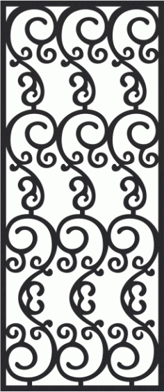 Grille Designs Pattern Screen Free CDR Vectors Art