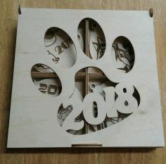 Box 2018 Classical Design Free CDR Vectors Art