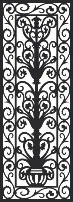 Arts and Crafts stencil Free CDR Vectors Art