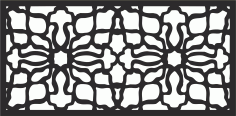 Abstract laser cut pattern background Free CDR Vectors Art