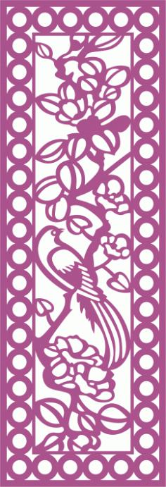Leaf Design Pattern Free CDR Vectors Art